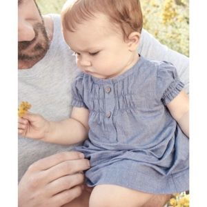 Little Planet Organic Dress and Bloomers